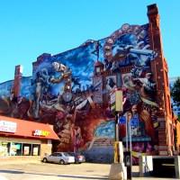 Street Art: Philadephia Murals