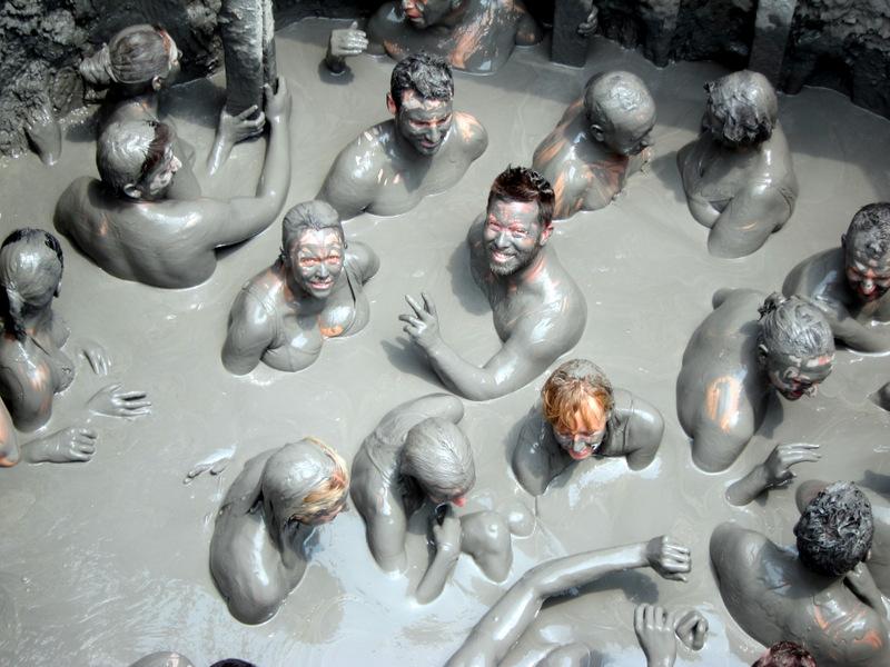 Get Dirty Taking a Bath: El Totumo Mud Volcano