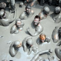 Get Dirty Taking a Bath: El Totumo Mud Volcano