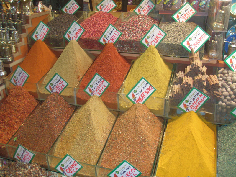 Istanbul Spices