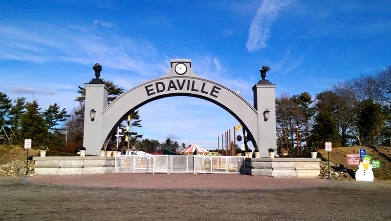 Edaville Entrance