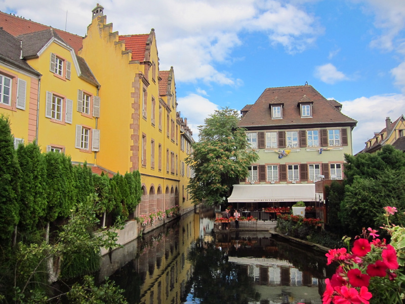 genealogy travel, Colmar