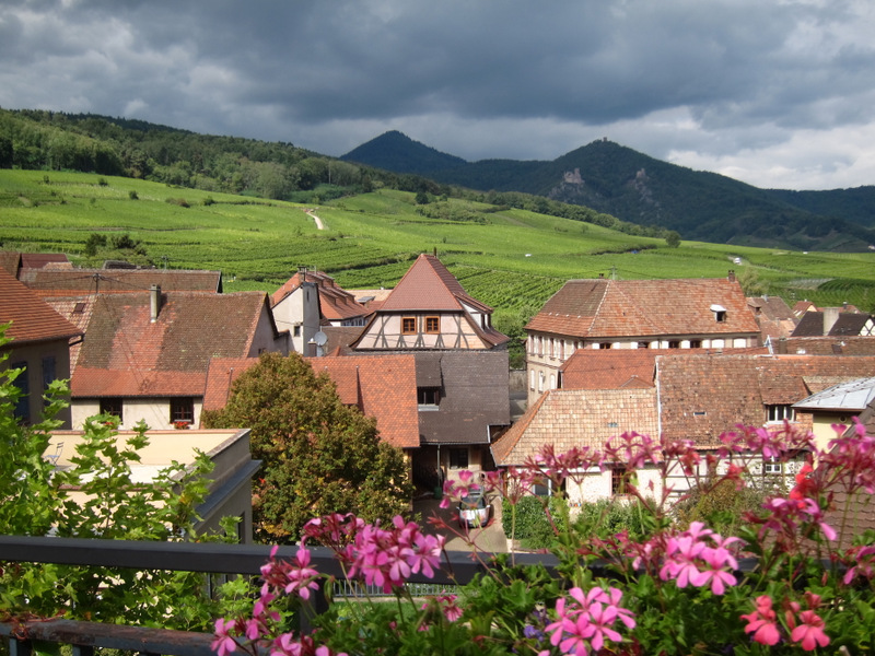 Hunawihr, genealogy travel in Alsace