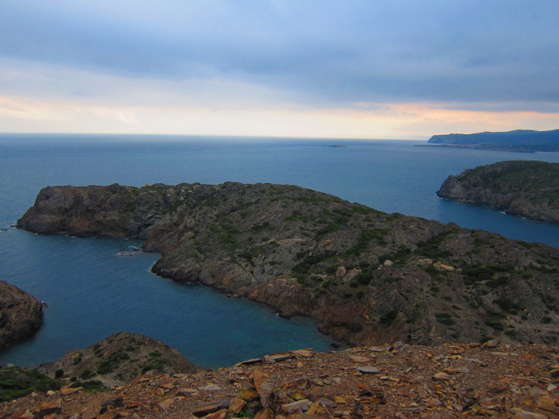 View from Cap de Creus Lighthouse.