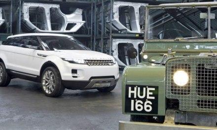 VIDEO-Historia Land Rovera