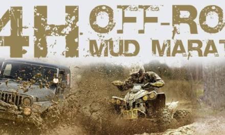 24H Off-road Mud Marathon