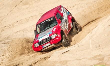 Tylko piach, suchy piach – MoneyWell Investment Kager Super Rally – Sand Edition Bukowno – Runda III