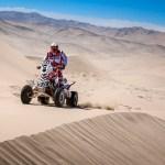 Atacama Rally – wyrgany rajd i piąty Puchar Świata Rafała Sonika