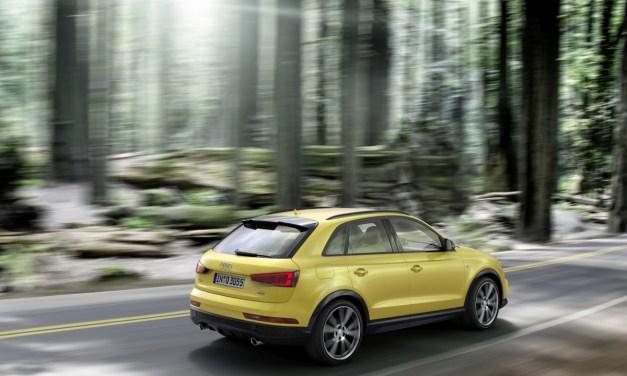 Odmłodzone Audi Q3