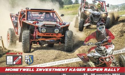 VI Runda MoneyWell Investment Kager Super Rally – Stąporków