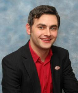 Jamie Cocozza for Glasgow North East