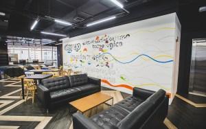 A empresa fica no Cubo, coworking recém inaugurado | Foto: Flávio Oota