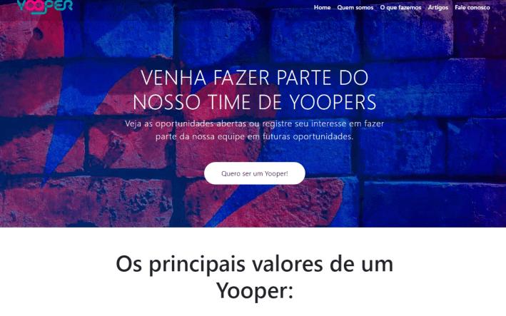 pagina-yooper-cadastrar-vagas