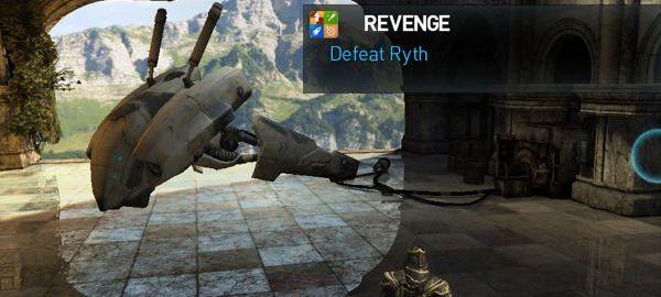 Infinity Blade 2 : Skycages – Defeat Ryth [Revenge Achievement]