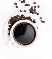 kávécsésze