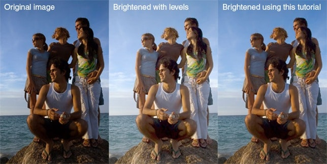 Brighten Photos Like a Pro