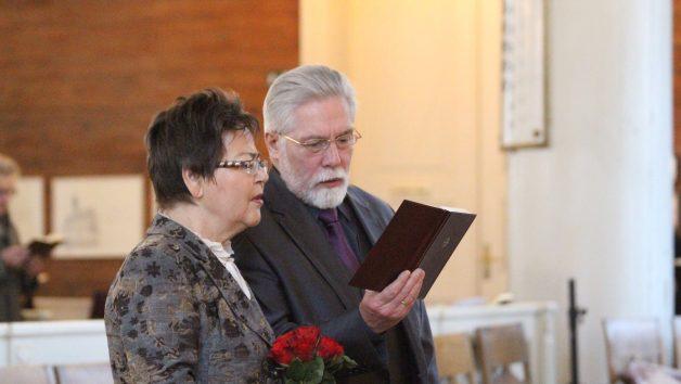 Rita un Pāvils Brūveri atklāj, kā nodzīvot laimīgā laulībā 40 gadu garumā (+ VIDEO intervija)