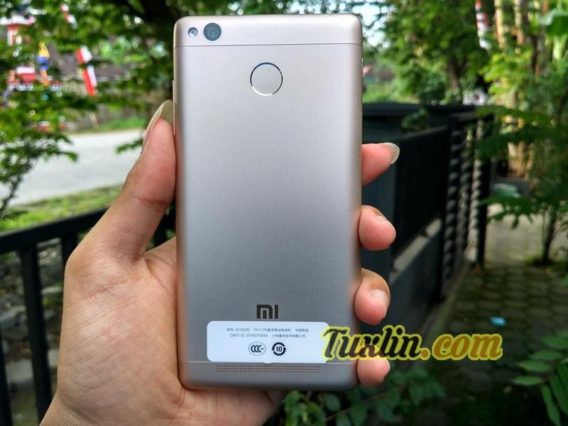 Review Kamera Xiaomi Redmi 3S, Bersensor Samsung S5K3L8