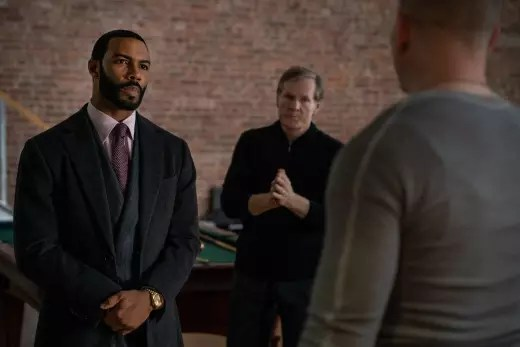 Power Season 5 Episode 6 Review  A Changed Man    TV Fanatic An Unlikely Meeting   Power Season 5 Episode 6