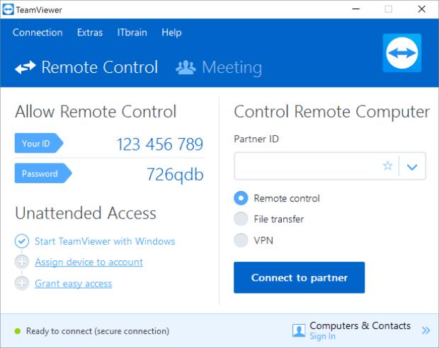 TeamViewer 12.0.88438 Crack & Serial Key Download [Portable]