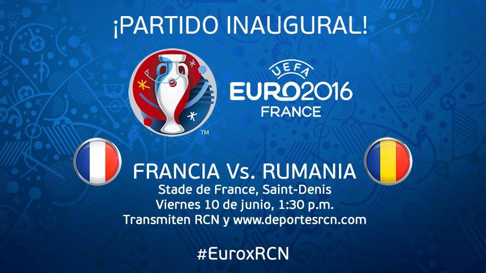 Pronostico Francia vs Rumania en Vivo Eurocopa 2016