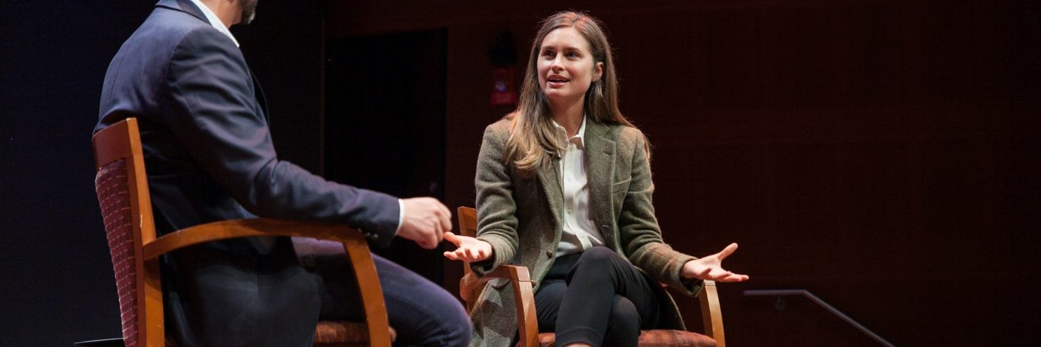 Lauren Bush Lauren, the co-founder of FEED, shares resonant and important insights about building a powerhouse brand focused on the fight against hunger.