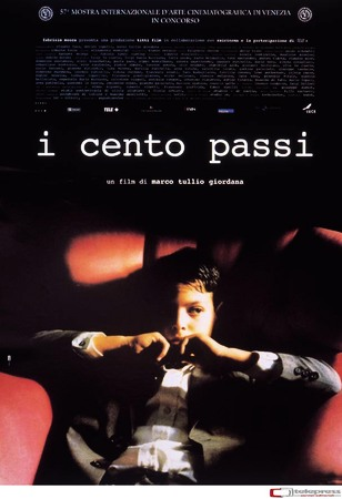 I cento passi Stasera su Rai Movie