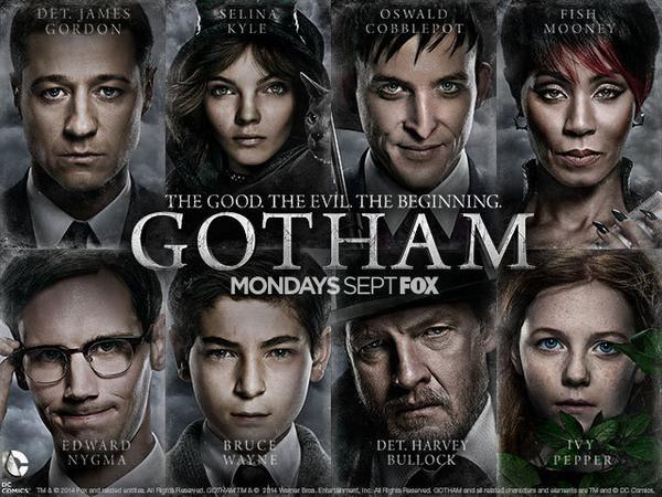 Gotham Season 1 Dvd Complete Gotham Season 1