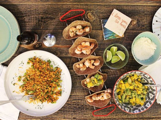 taco table 2