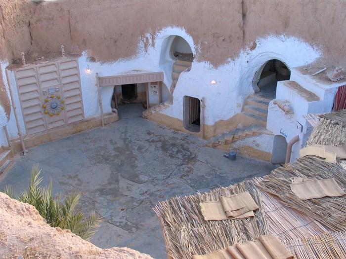 Tunisias Tatooine By hoercher (Flickr)