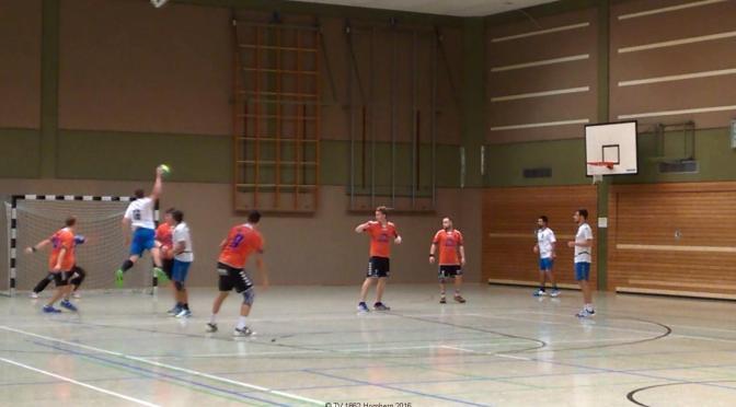 Männer   HSG Eibelshausen/Ewersbach II – TV Homberg 29:31 (11:14)