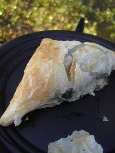Greece's Spanakopita