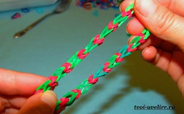 Видео уроки сергея по плетению из резинок