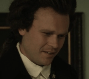 Craig Trow as Lachlan Fredericks on Sleepy Hollow