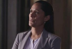 Sakina Jaffrey's Sheriff Leena Reyes on Sleepy Hollow