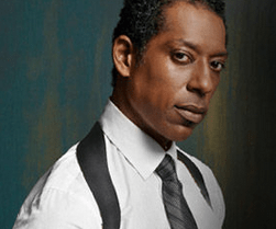 Orlando Jones as Captain Frank Irving on Fox TV's Sleepy Hollow.
