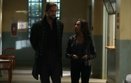 """Sleepy Hollow: """"Root of All Evil"""" — October 6, 2014"""