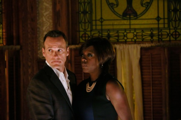 Annalise and Sam How to Get Away with Murder