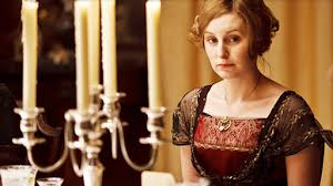 Downton Abbey's Edith