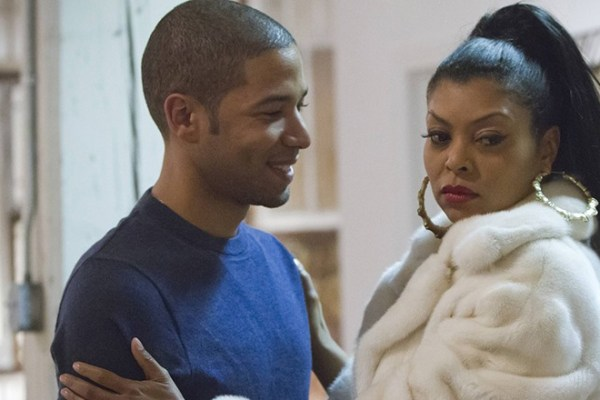 Cookie pays a surprise visit to her son Jamal on the new Fox series Empire.