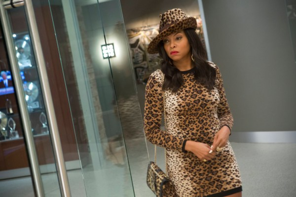 "Cookie (Taraji P. Henson) shows up at Empire in the ""Outspoken King"" episode of EMPIRE"
