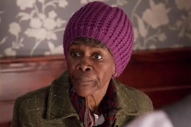 Cicely Tyson make an appearance as Ophelia, Annalise's mother on How to Get Away with Murder