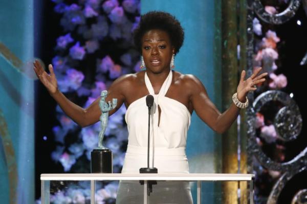 Viola Davis SAG Award Speech