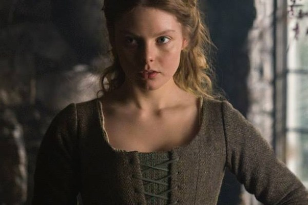 Laoghaire MacKenzie on Outlander