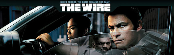 The Wire release on Blu-ray