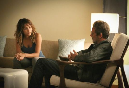 Extant Empathy for the Devil - Halle Berry and Jeffery Dean Morgan