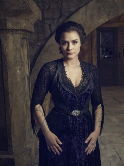 Shannyn Sossamon as Pandora on Sleepy Hollow promo
