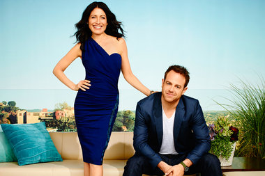 Abby and Jake Girlfriends' Guide to Divorce