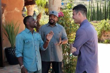 Kevin Hart, Ice Cube, Ben Higgins, The Bachelor
