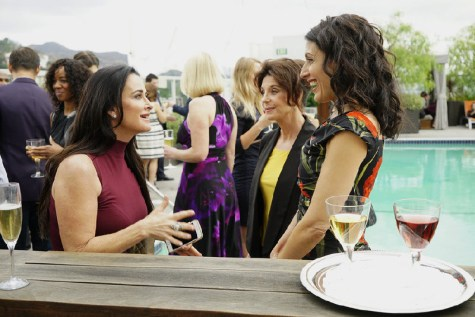 RHOBH's Kyle Richards must be rubbing off on Abby McCarthy